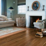 What is solid wood flooring?