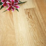Can I install a wooden floor in the bathroom?