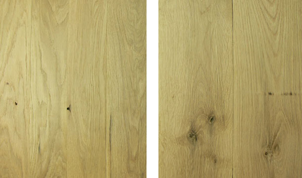 Different flooring widths explained the wood flooring gui for Different width hardwood flooring