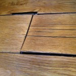 Problems with Hardwood Flooring: Water Damage