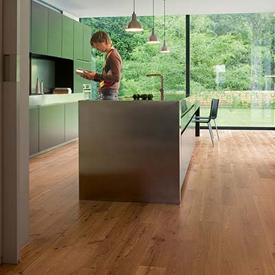 Perspective 4 Grooves Quick-Step Laminate Flooring