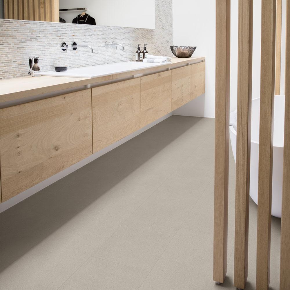 quick step livyn ambient click vibrant sand amcl40137 vinyl. Black Bedroom Furniture Sets. Home Design Ideas