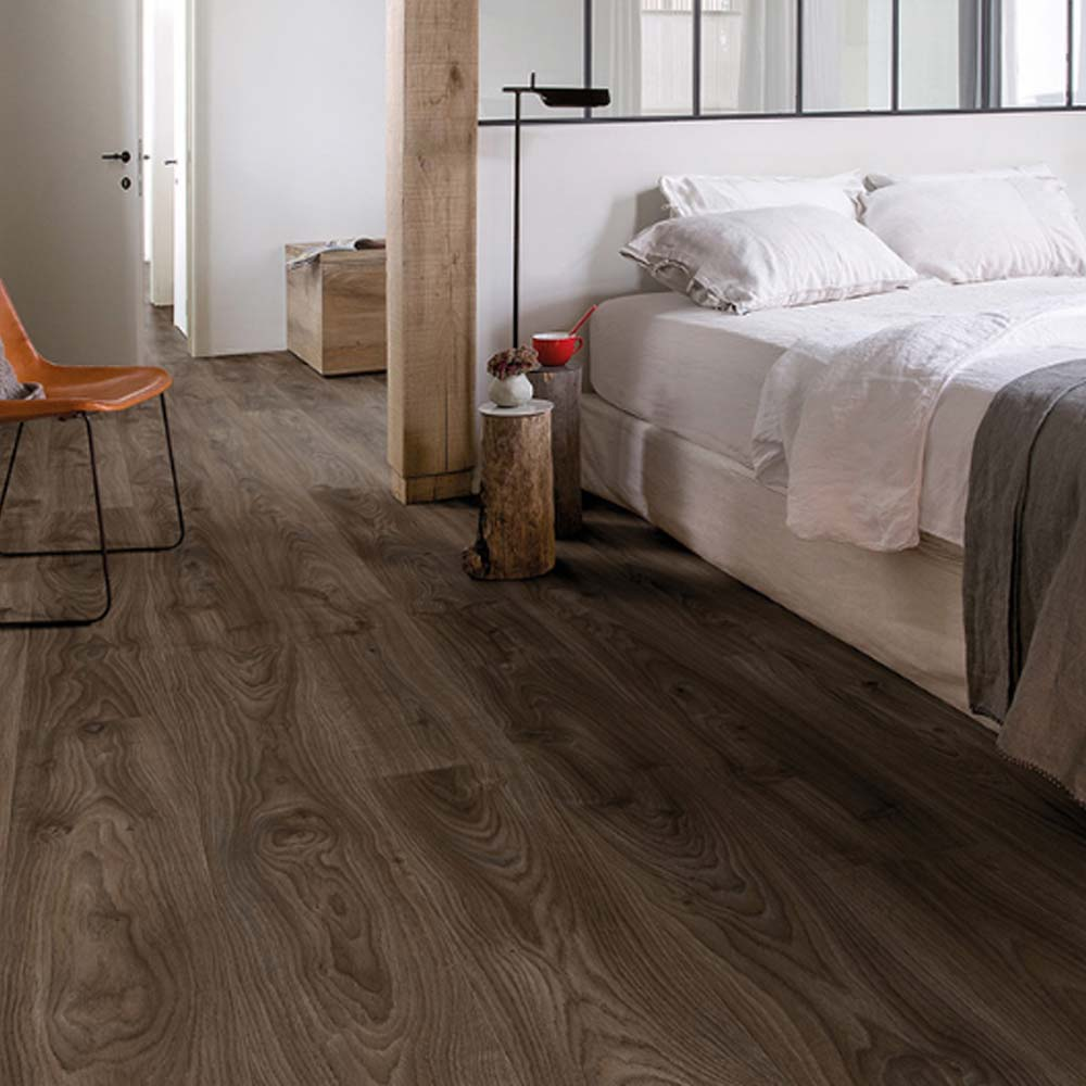 Quick Step Livyn Balance Click Cottage Oak Dark Brown Bacp