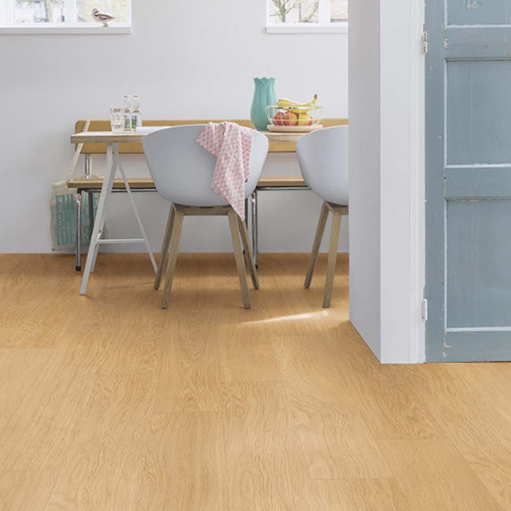 quick step livyn balance click select oak natural bacp4003. Black Bedroom Furniture Sets. Home Design Ideas