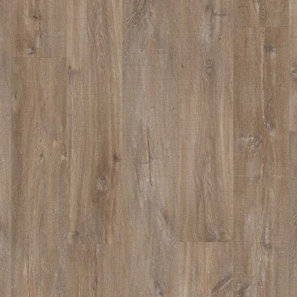 Quick Step Livyn Balance Click Canyon Oak Dark Brown Saw Cut
