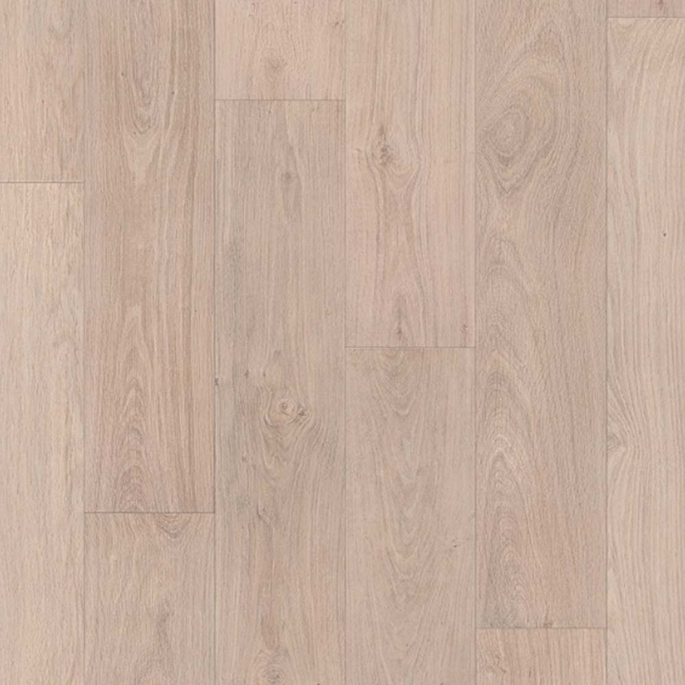 quick step classic bleached white oak planks clm1291 laminat. Black Bedroom Furniture Sets. Home Design Ideas