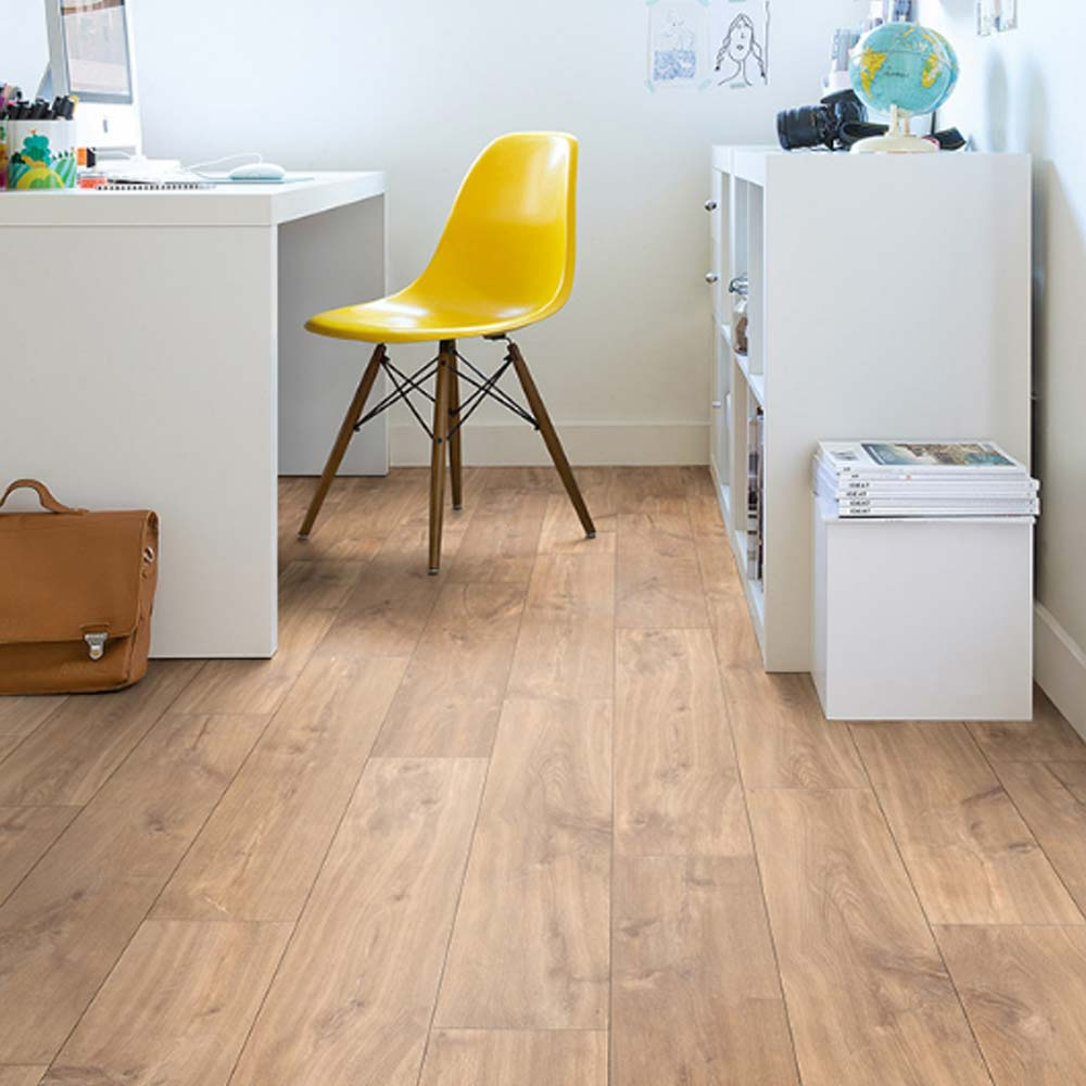 Quick-Step Classic Midnight Oak Natural Planks CLM1487 Lamin