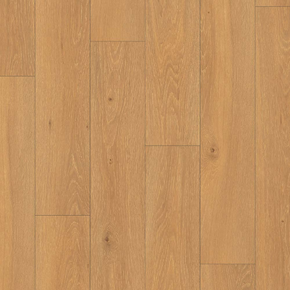 Quick step classic moonlight oak natural planks clm1659 lami for Quick step laminate flooring reviews uk