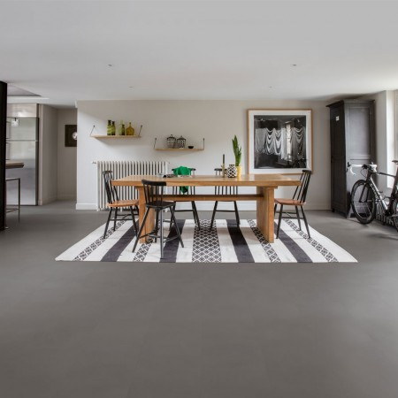 Quick-Step Livyn Ambient Click + Minimal Medium Grey AMCP40140 Vinyl Flooring