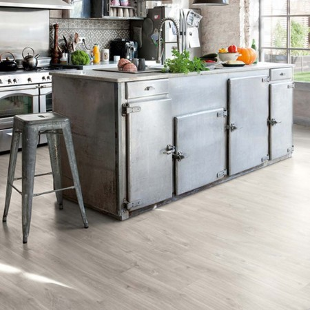 Quick Step Livyn Balance Click Canyon Oak Grey/Saw Cuts BACL40030 Vinyl  Flooring
