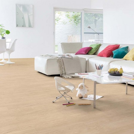 Quick-Step Livyn Balance Click + Select Oak Light BACP40032 Vinyl Flooring