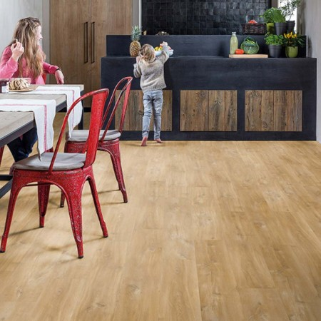 Quick-Step Livyn Balance Click + Canyon Oak Natural BACP40039 Vinyl Flooring
