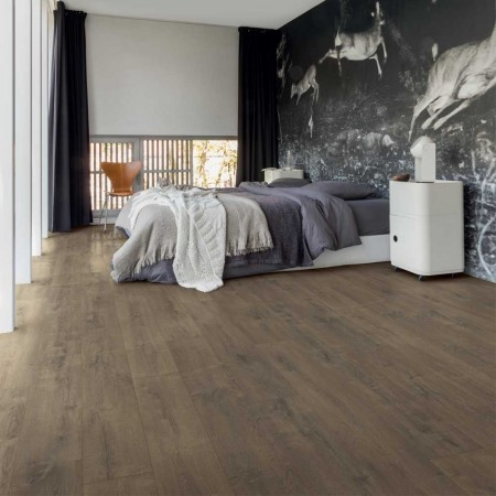 Quick-Step Livyn Balance Click Velvet Oak Brown BACL40160 Vinyl Flooring