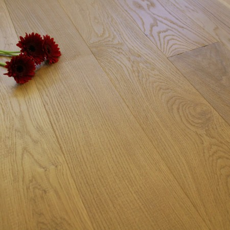 150mm Engineered Brushed and Oiled Toasted Tan Oak Wood Flooring 1.71m