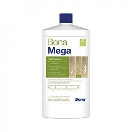 Bona Mega Varnish 1 Litre