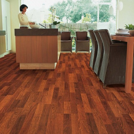 Quick-Step Classic Enhanced Merbau 3 Strip CL1039 Laminate Flooring