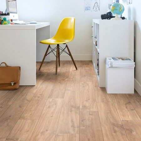 Quick-Step Classic Midnight Oak Natural Planks CLM1487 Laminate Flooring