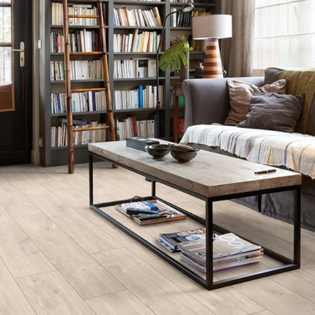 Quick-Step Classic Havanna Oak Natural Planks CLM1655 Laminate Flooring
