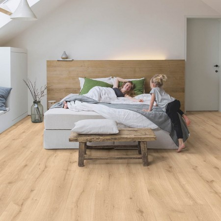 Quick-Step Majestic Desert Oak Light Natural MJ3550 Laminate Flooring 2.952m²