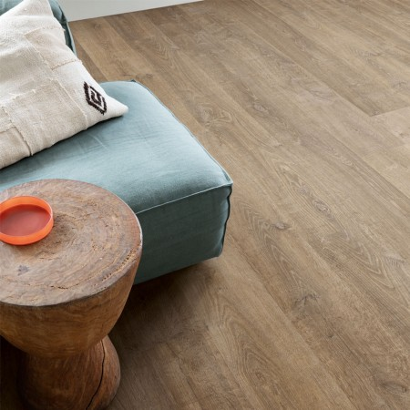 Quick-Step Eligna Riva Oak Brown Planks EL3579 Laminate Flooring