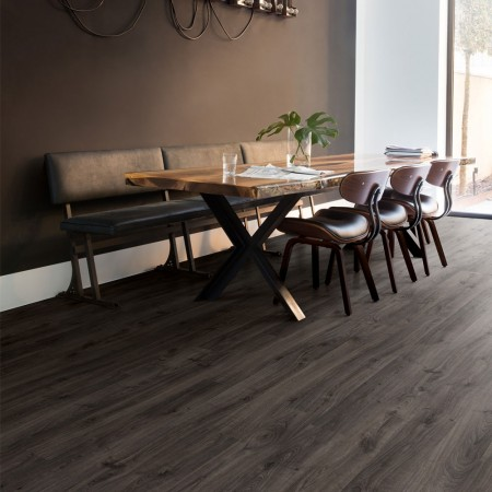 Quick-Step Eligna Newcastle Oak Dark Planks EL3581 Laminate Flooring