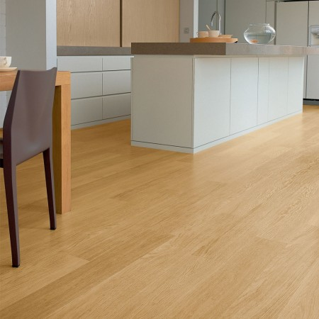 Quick-Step Eligna Natural Varnished Oak Planks EL896 Laminate Flooring
