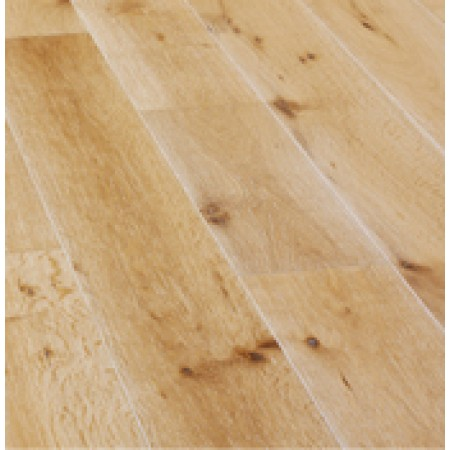 Eng Rustic Oak Flooring Brushed & White UV Oiled 190mm 1.444m2