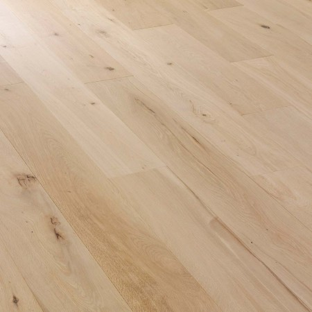190mm Unfinished Engineered Rustic Oak Wood Flooring 2.166m²