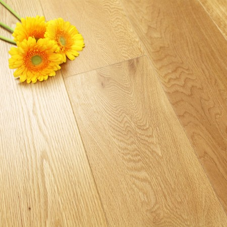 190mm Oiled Engineered Wide Select/Nature Oak Wood Flooring 2.166m²