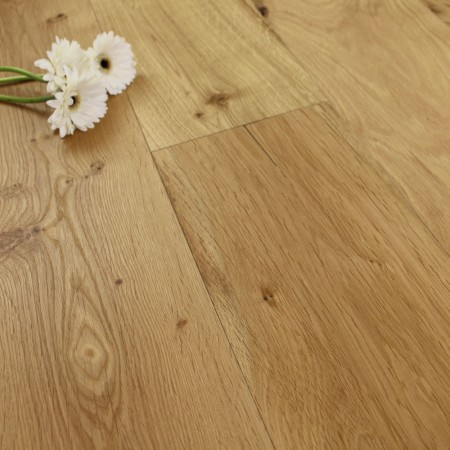 190mm Oiled Engineered Oak Wood Flooring 1.80m²