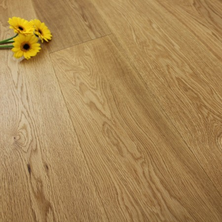 190mm Oiled Engineered Prime Oak Wood Flooring 2.888m²