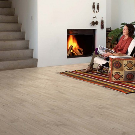 Quick-Step Largo Dominicano Oak Natural Planks LPU1622 Laminate Flooring