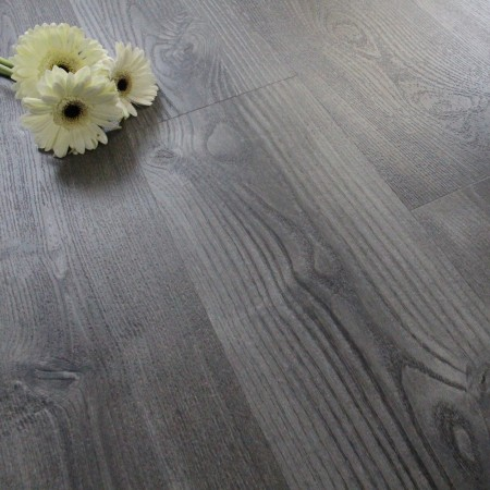 178mm Silver Driftwood Oak Luxury Vinyl Click Flooring 2.168m²
