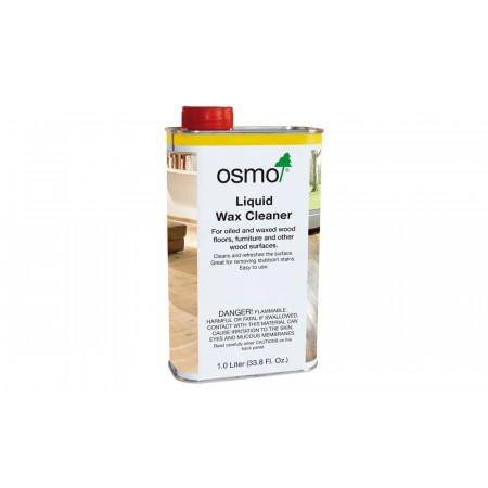 Osmo Liquid Wax Cleaner White 3029 500ml