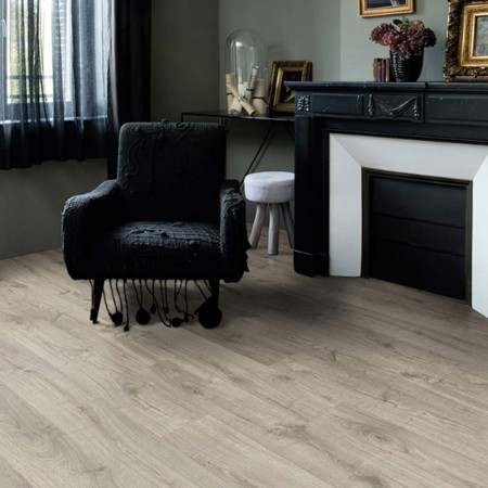 Quick-Step Livyn Pulse Click + Autumn Oak Warm Grey PUCP40089 Vinyl Flooring
