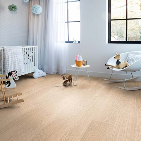 Quick-Step Livyn Pulse Click + Pure Oak Blush PUCP40097 Vinyl Flooring