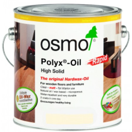 Osmo Polyx Hardwax-Oil Rapid Clear