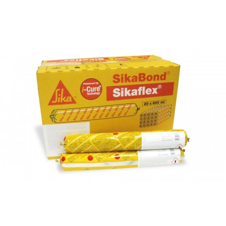 Sika T2 Wood Floor Glue / Adhesive Sausage 600cc - Box of 20