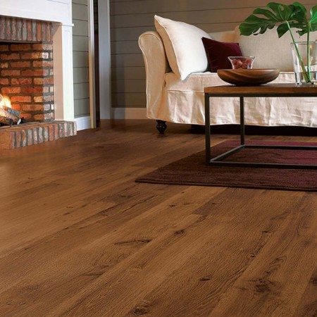 Quick-Step Eligna Vintage Oak Dark Varnished Planks U1001 Laminate Flooring