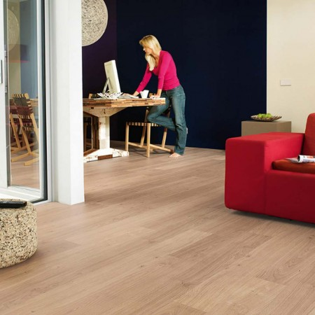 Quick-Step  Elite Worn Light Oak Planks UE1303 Laminate Flooring