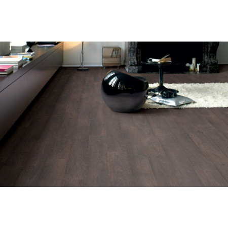 Quick-Step Laminate Elite Old oak Dark Planks UE1389