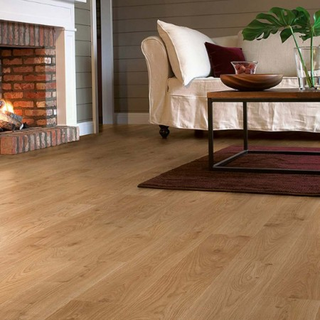 Quick-Step Elite White Light Oak Planks UE1491 Laminate Flooring