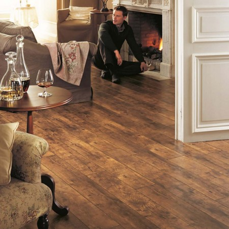 Quick-Step Perspective Homage Oak Natural Oiled Planks 4 Groove UF1157 Laminate Flooring