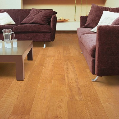 Quick-Step Perspective Natural Varnished Cherry Planks 4 Groove UF864 Laminate Flooring