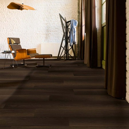 Quick-Step Eligna Wide Fumed Oak Dark Planks UW1540 Laminate Flooring