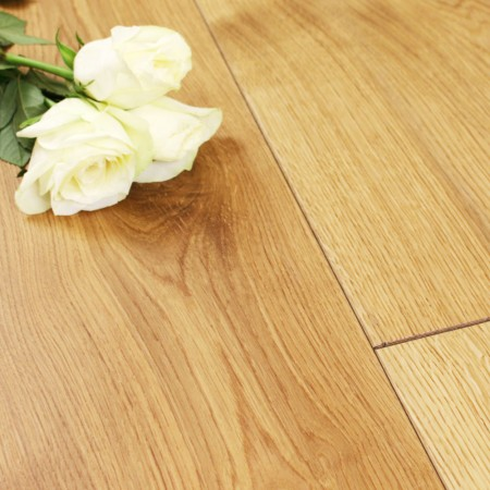 240mm Oiled Engineered Foxton Oak Wood Flooring 2.112m²