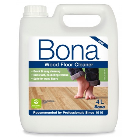 Bona Wood Floor Cleaner 4 Litre Refill