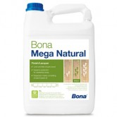 Bona Mega Natural 1-Component Varnish 5 Litre