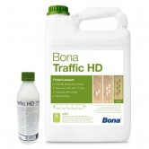 Bona Traffic HD Varnish 4.5 Litre