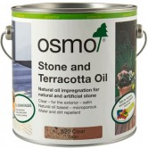 Osmo Stone and Terracotta Oil 620 for exterior